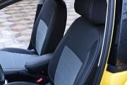 Фото 8 - Чехлы MW Brothers Volkswagen Polo V Hatchback (2009-н.д.), серая нить