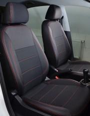 MW Brothers Volkswagen Polo V Hatchback (2009-н.д.), красная нить