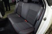 Фото 6 - Чехлы MW Brothers Volkswagen Polo V Hatchback (2009-н.д.), красная нить