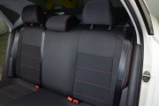 Фото 7 - Чехлы MW Brothers Volkswagen Polo V Hatchback (2009-н.д.), красная нить