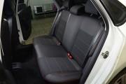 Фото 8 - Чехлы MW Brothers Volkswagen Polo V Hatchback (2009-н.д.), красная нить