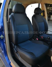 MW Brothers Volkswagen Polo V Hatchback (2009-н.д.), синяя нить