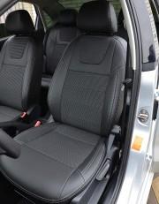 MW Brothers Volkswagen Polo V Hatchback (2009-н.д.), серая нить