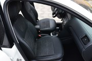 Фото 5 - Чехлы MW Brothers Volkswagen Polo V Hatchback (2009-н.д.), серая нить