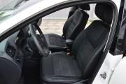 Фото 7 - Чехлы MW Brothers Volkswagen Polo V Hatchback (2009-н.д.), серая нить