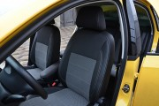 Фото 6 - Чехлы MW Brothers Seat Ibiza Mk4 (2008-2017), серая  нить