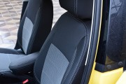 Фото 7 - Чехлы MW Brothers Seat Ibiza Mk4 (2008-2017), серая  нить