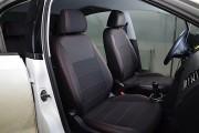 Фото 2 - Чехлы MW Brothers Seat Ibiza Mk4 (2008-2017), красная нить