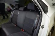 Фото 7 - Чехлы MW Brothers Seat Ibiza Mk4 (2008-2017), красная нить