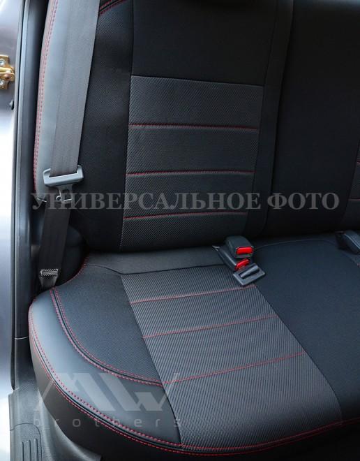 MW Brothers Subaru Forester II (2003-2008), красная нить